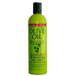 HAIR LOCIÓN OLIVE OIL 680ML