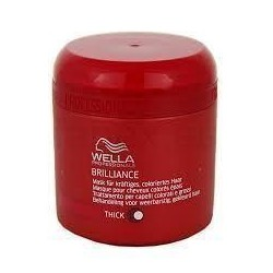 MASCARILLA BRILLANCE CABELLO GRUESO 150 ML